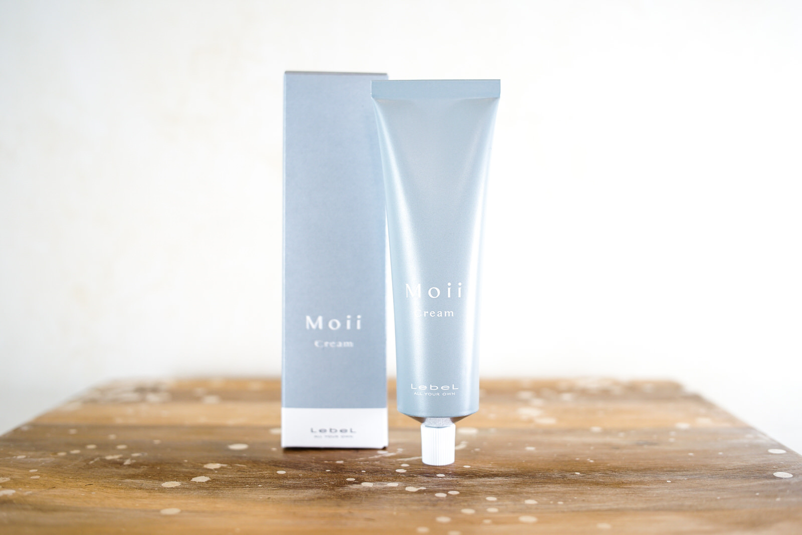Lebel Moi cream Glory there Image